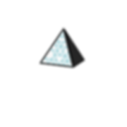 Inner-Sight Pyramid Logo