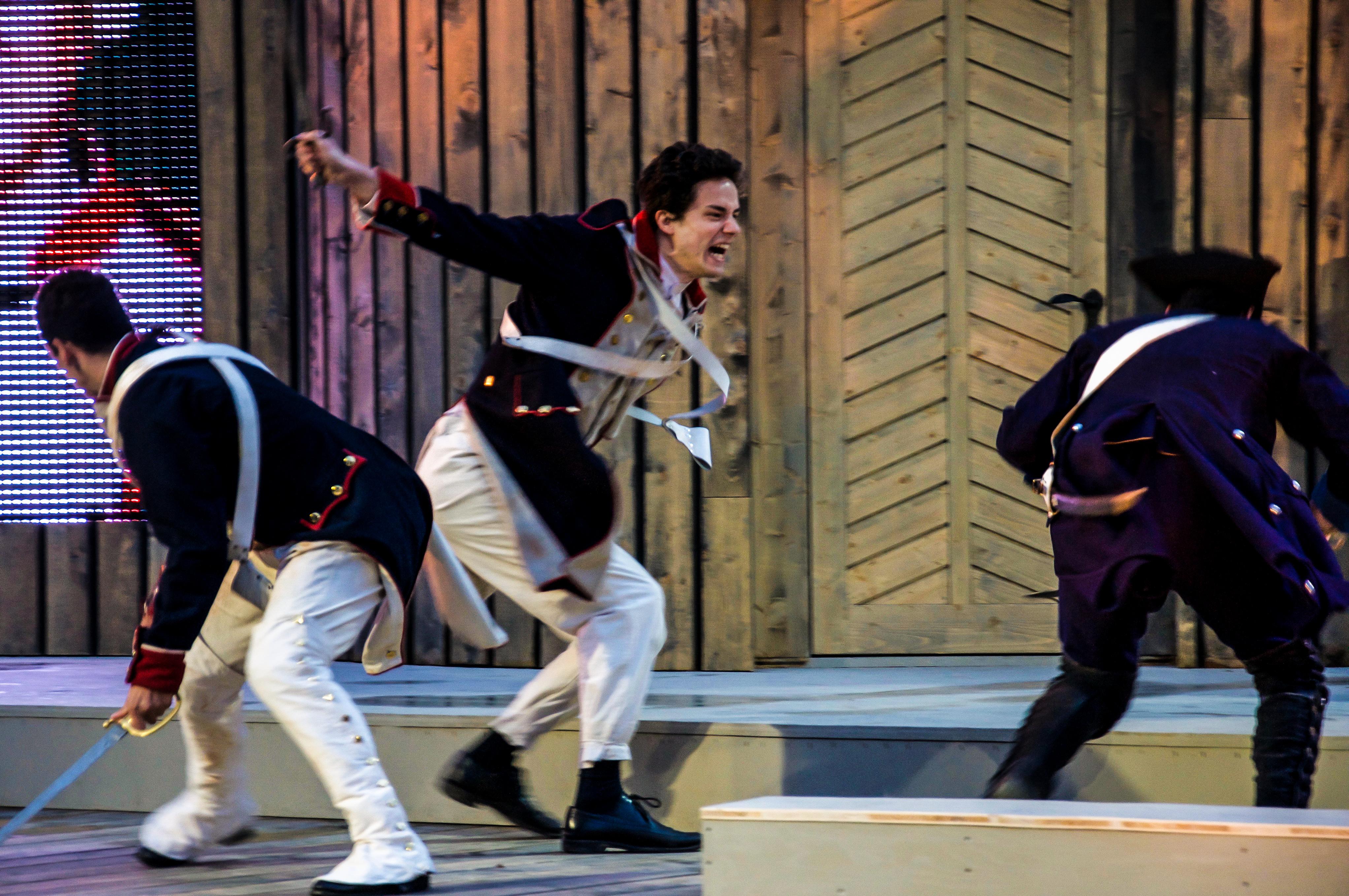 théâtre combat morat révolution