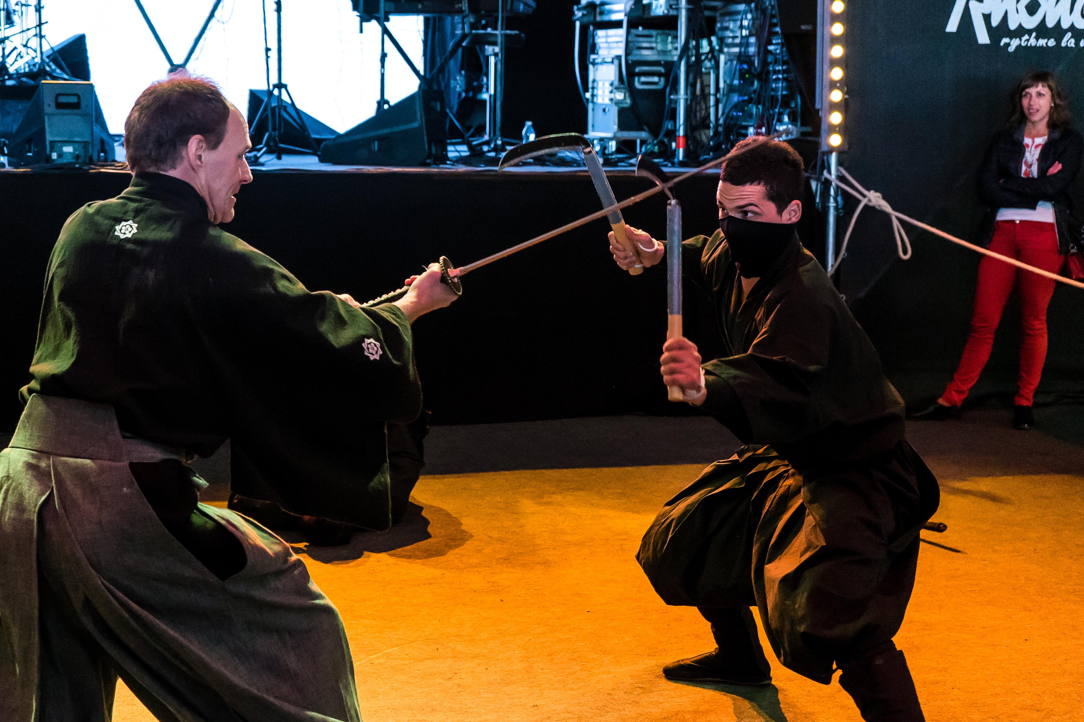 combat ninja xtrem factory