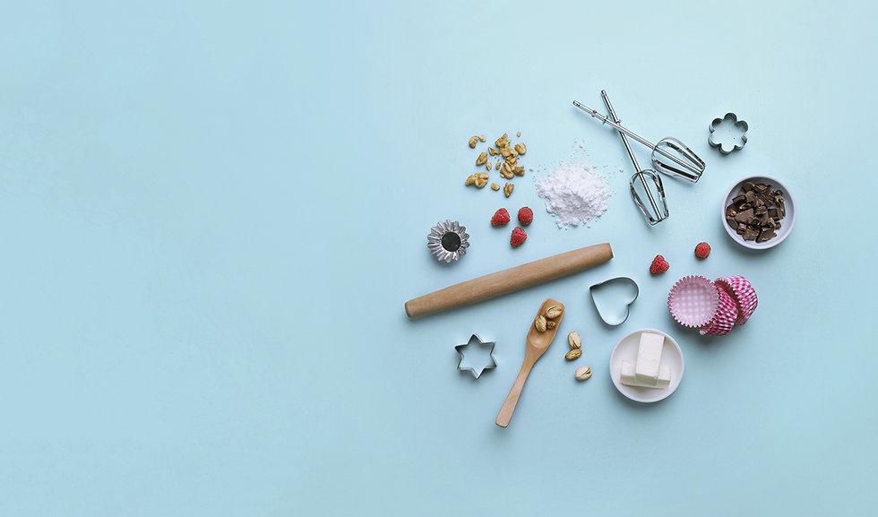baking Disposição