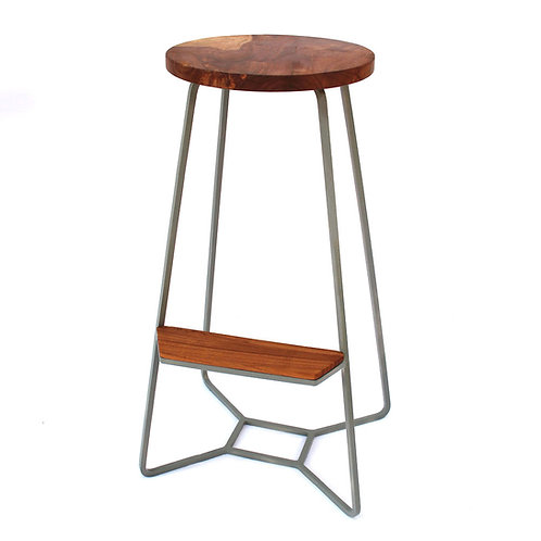 Downtown - Teak Bar Stool