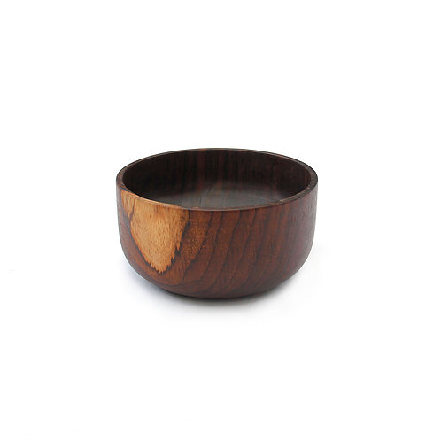 Small Rosewood Spice Bowl