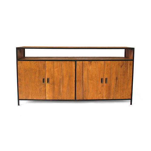 Large Buffet - Recycled Teak