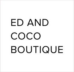 Ed and Coco Boutique Sanur, Bali Logo