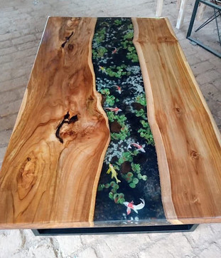 Fish River Dining Table
