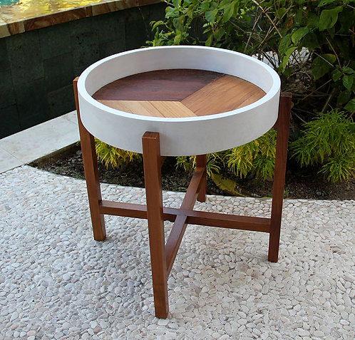 Coco - Teak Coffee Table / Serving Tray
