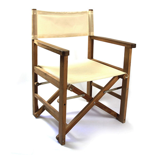 Timeless Director's Armchair