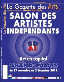 Gazette des Arts Art en Capital 2012