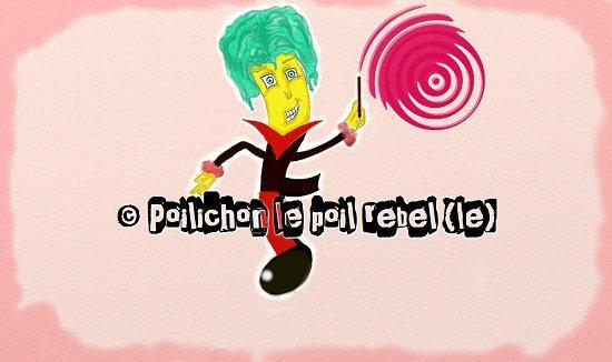 Carte Poilichon personnalisable