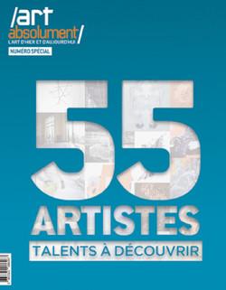 """""""55 Artistes, Talents à découvrir"""""""