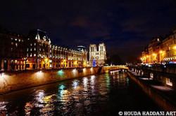 Saint Michel Notre Dame Paris