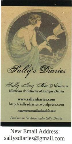 Sally's Diaries