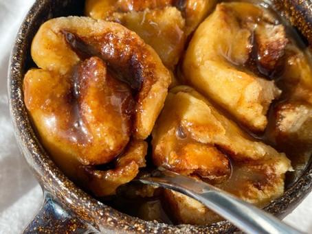 Cinnamon rolls ✨🙊