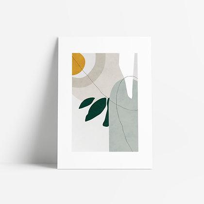 Evergreen Print