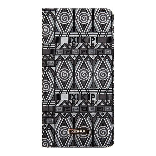 Cartera de Viaje Textil Negro
