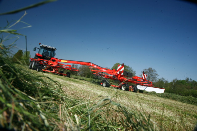 Allora Downs hay
