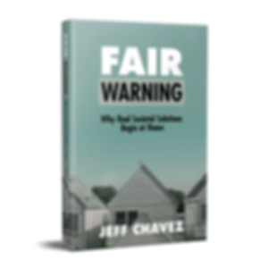 Fair Warning by Jeff Chavez