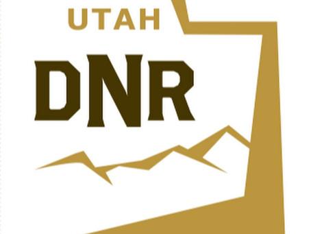 Utah Department of Natural Resources awards DVFR essential wildland grant