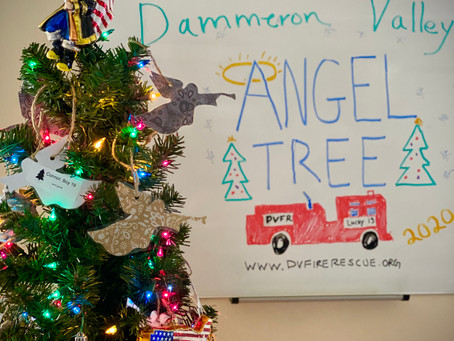 Calling all Dammeron Valley Angels!