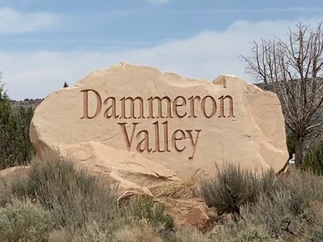 DVFSSD thanks Dammeron Valley Landowners Association for community collaboration