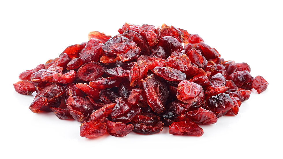 Dried Cranberry (Sliced)