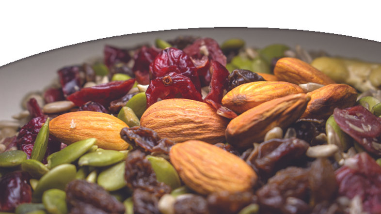 Almond + Cranberry + Pumpkin Mix