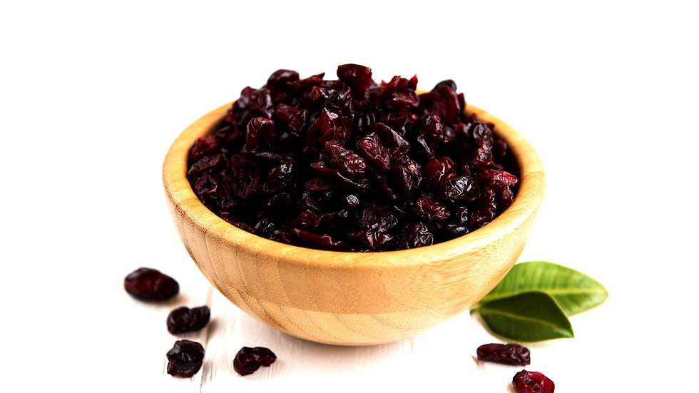 Dried Cranberry (Whole)