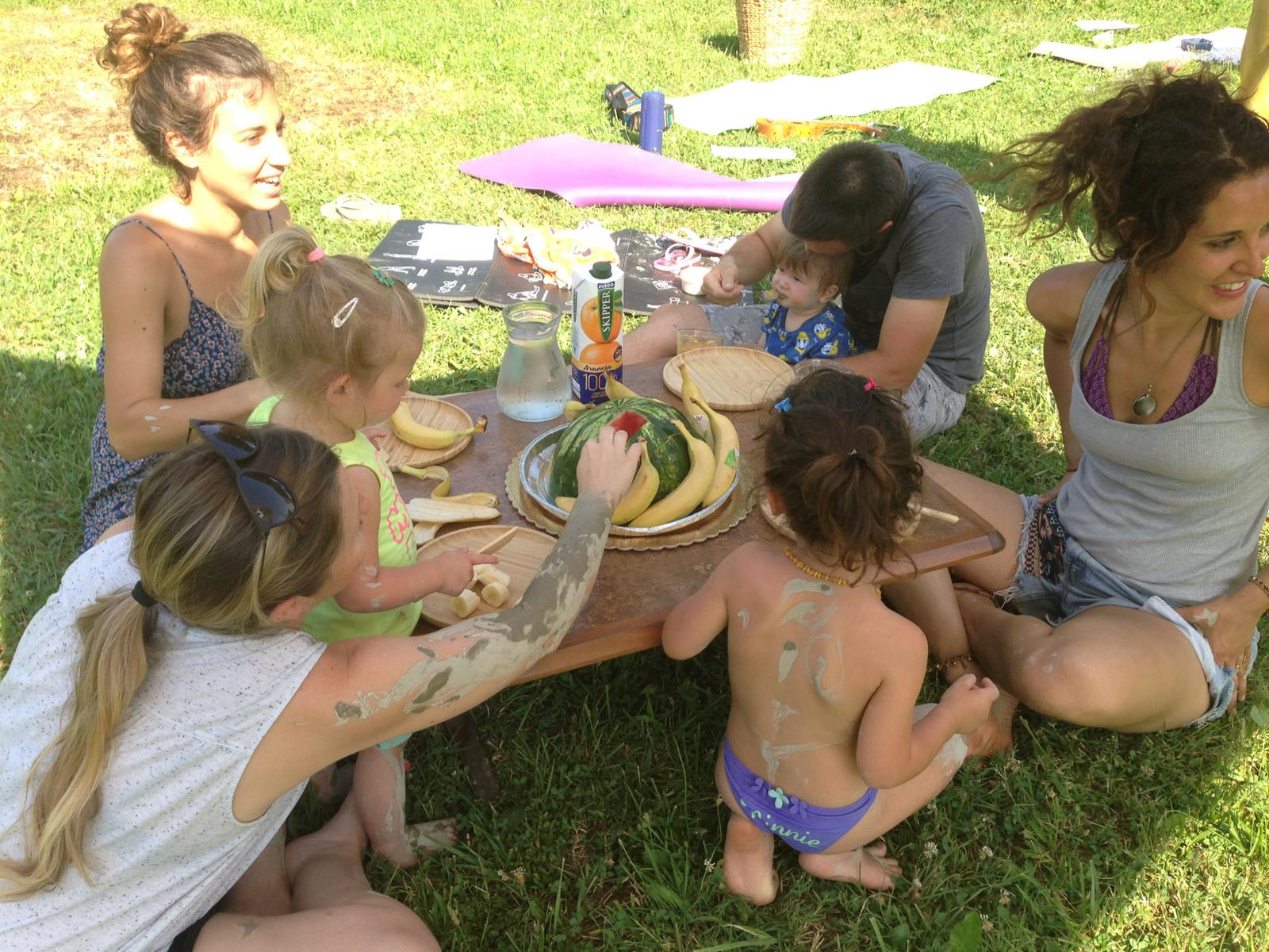 Alimentazione Sana | Baby Tribu | Proyec