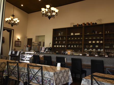先日お客様にカフェを紹介され加須市