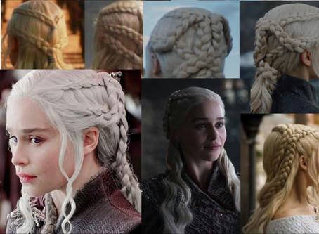 最近はまっているヘアスタイル。