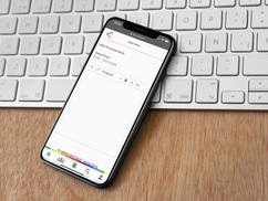 iphone-x-template-lying-over-an-apple-ke