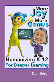 More Joy More Genius Action Figures 9x6