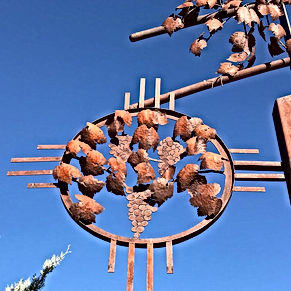 our metal grapes sign.jpg
