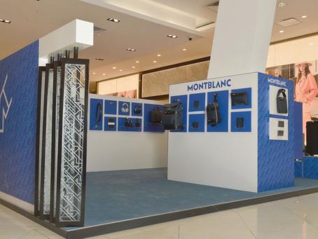 Montblanc inaugura su Pop Up Store de M_Gram 4810 en El Palacio de Hierro Monterrey