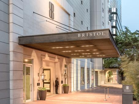 The Bristol: Hotel Tendencia de lujo y sofisticación