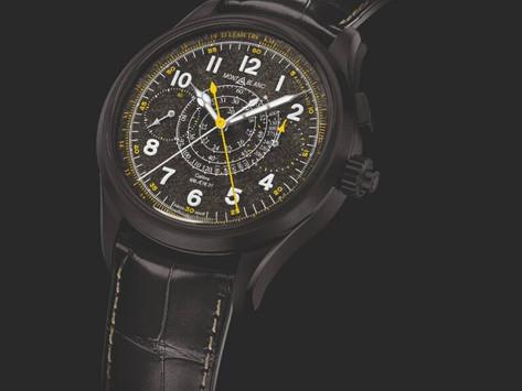 SIAR 2021- Un nuevo Montblanc 1858 Split Second Chronograph Edición Limitada 100