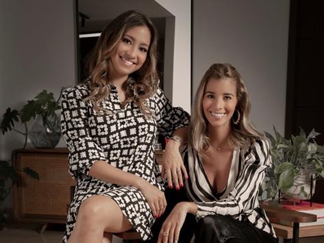 Ana Paola Trujillo y Victoria Mangravita: Dinamismo en diseño