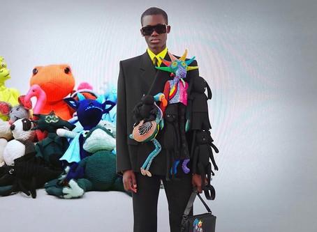 Louis Vuitton presenta en Tokio la última colección de Virgil Abloh