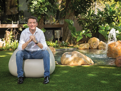 Germán Ferrer:                       Ímpetu por crear sinergias