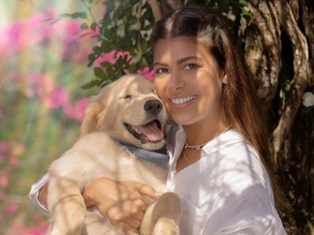 """María Lorena Massot: """"El amor se representa en un golden"""""""
