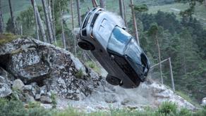 Range Rover Sport SVRSE prepara para impactar en la nueva película de James Bond