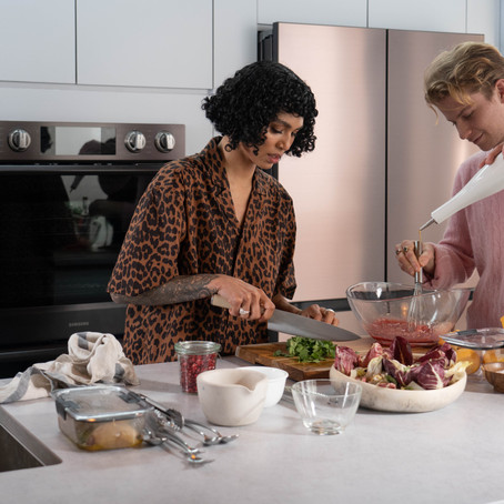 Samsung anuncia la expansión global de la línea de electrodomésticos Bespoke en 'Bespoke Home 2021'