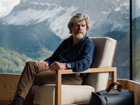 Montblanc desvela el 1858 Geosphere Edición Limitada en colaboración con el alpinista Reinhold Messn