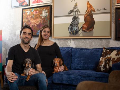"""Gennaro Rodríguez: """"Mis H y C son alegría, energía y empatía"""""""