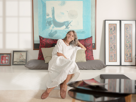 Vivian Aschermann: Arte a favor del planeta