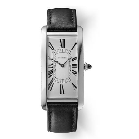 Con motivo de sus 100 años, Cartier reedita el Tank Cintrée  Edición Limitada