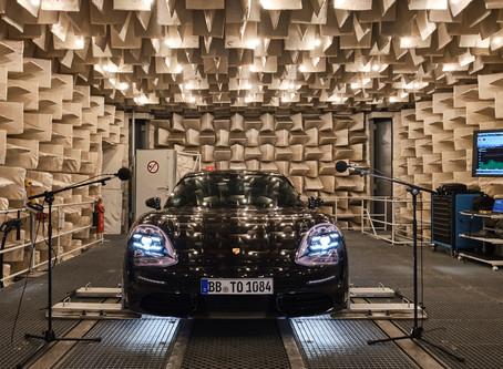 El sonido del Porsche Taycan: una experiencia acústica especial