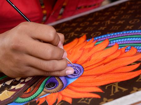 Louis Vuitton Presenta la Segunda Colaboración con Maestros Artesanos de Oaxaca, Power Animals
