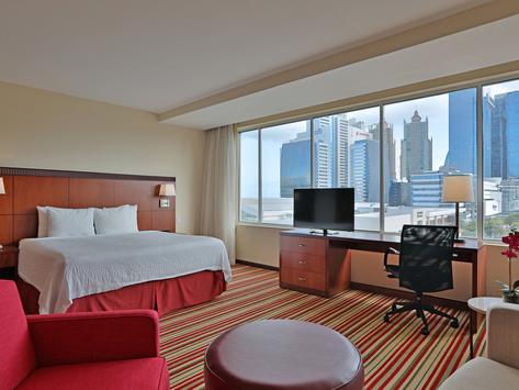 Con el respaldo de la marca Marriott: Hoteles increíbles dentro de importantes malls