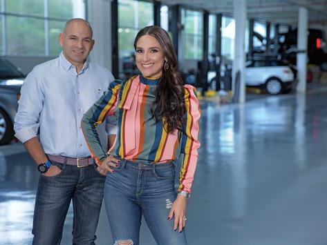 Karla Medina y Carlos Puga: Imaginación al máximo